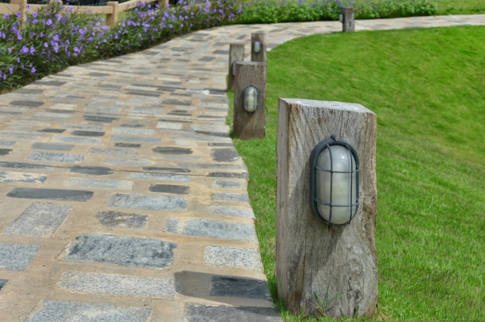 Idée allée de jardin en 50 exemples originaux et tendance