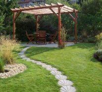 Idées Allée De Jardin idée allée de jardin en 50 exemples originaux et tendance