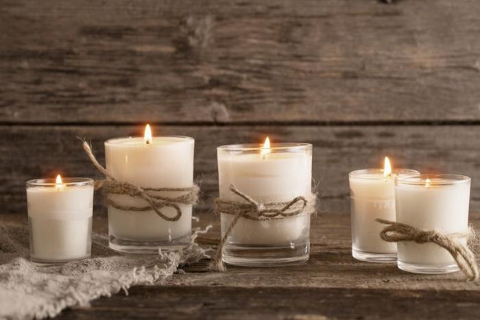 bougies bougie parfumée