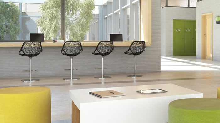 chaises de bar design original