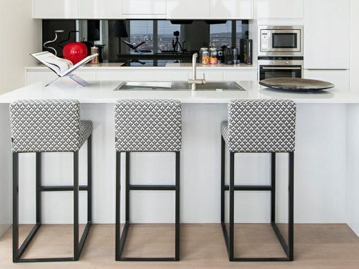 tabouret de bar r tro ou contemporain c 39 est toujours une bonne id e. Black Bedroom Furniture Sets. Home Design Ideas
