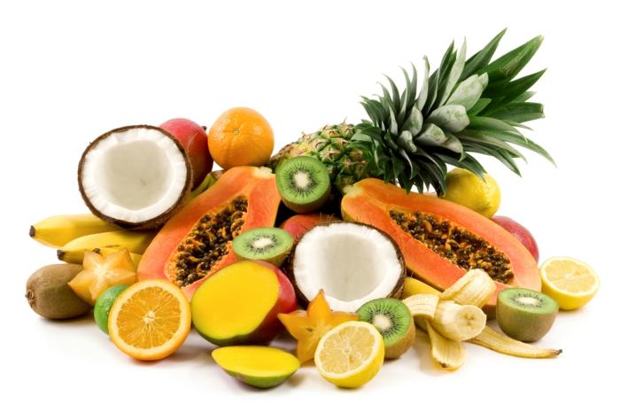 fruits exotique cultiver à la maison