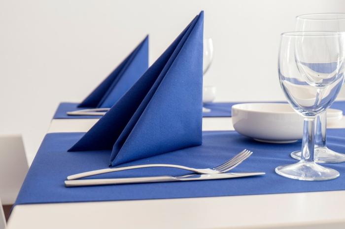 Pliage Serviette Facile Et Original Pour Faire La Table