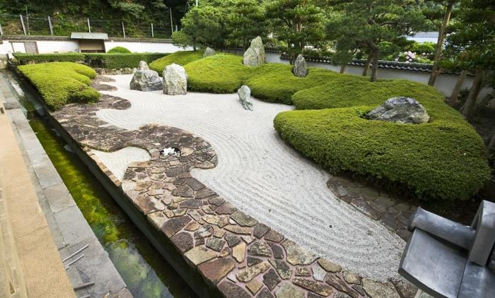 Diy un jardin zen miniature pour d corer la pi ce et relaxer for Espace zen jardin