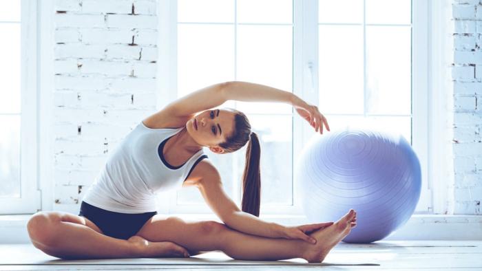 idées pour faire pilates exercices