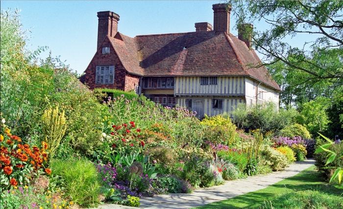 jardin à l'anglaise
