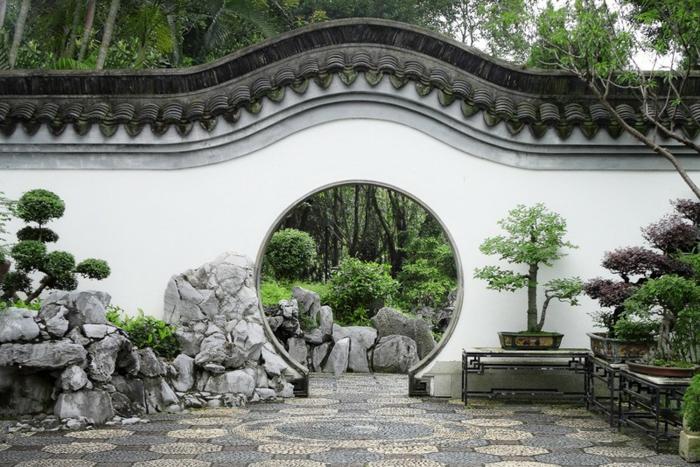 jardin de rocaille japon