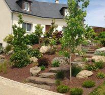 Best Escalier Jardin Rocaille Ideas - House Design - marcomilone.com