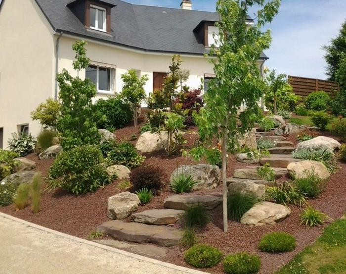 Beautiful Massif Jardin Rocaille Images - Nettizen.us - nettizen.us