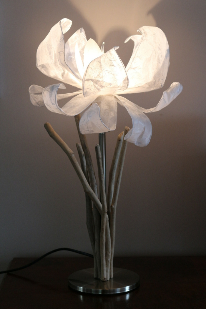 luminaire fleur