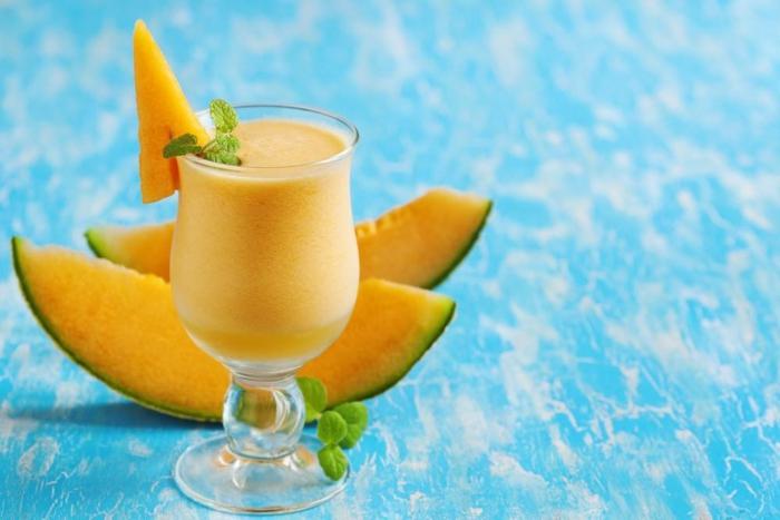melon recette citronnade