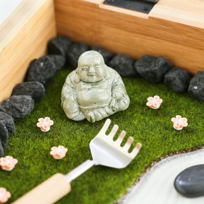 statue de Buddha pour votre jardin japonais
