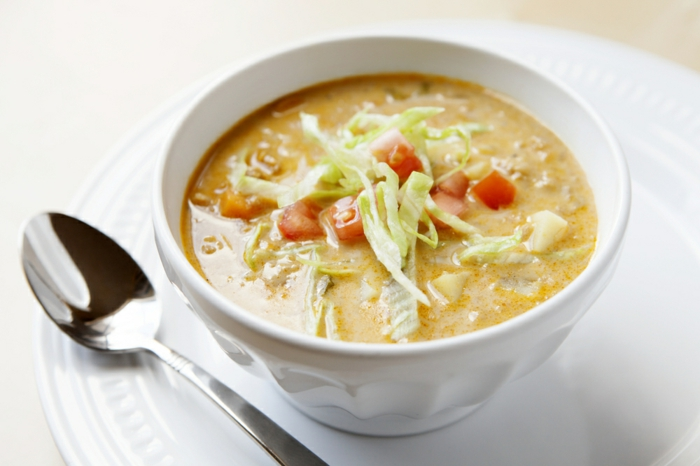 multicuiseur recette soupe