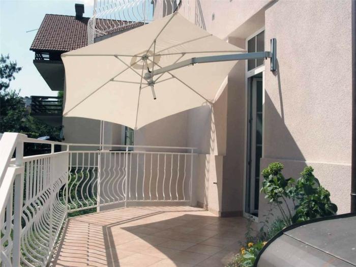 parasol mural balcon