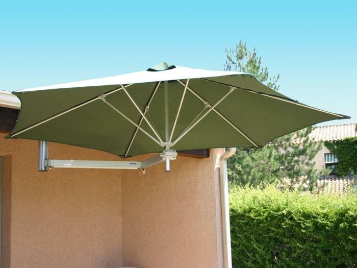parasol mural luxe