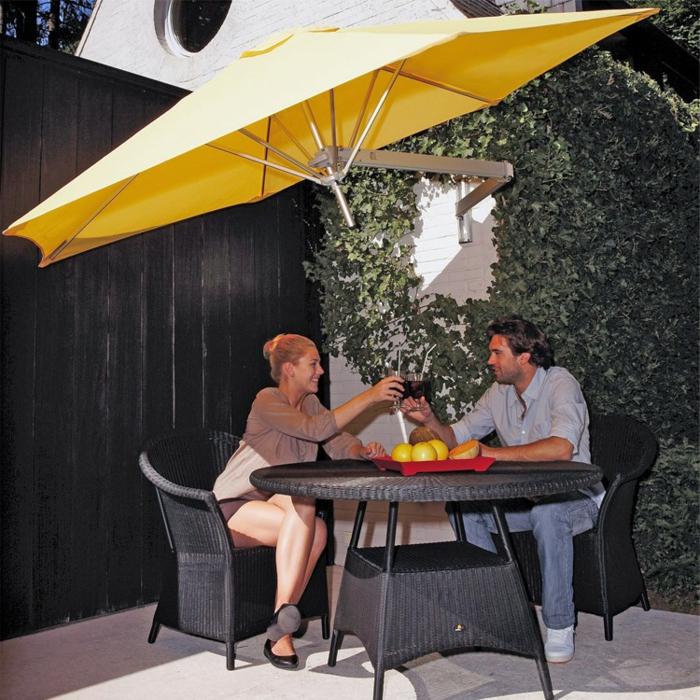 parasol pour mur