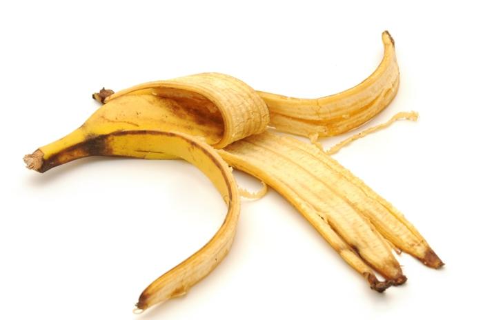 peau de banane pour la santé et la beauté