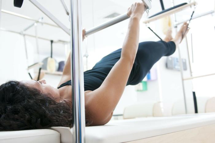 faire pilates exercices