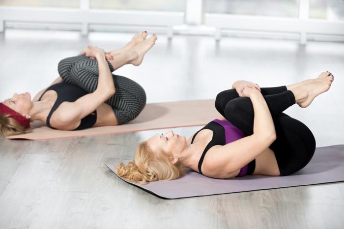 pilates exercices faciles pour faire à la maison