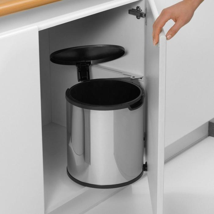 proposition d'une poubelle cuisine originale