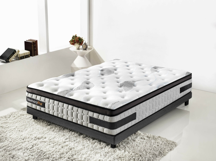 les crit res comment choisir son matelas pour bien dormir. Black Bedroom Furniture Sets. Home Design Ideas