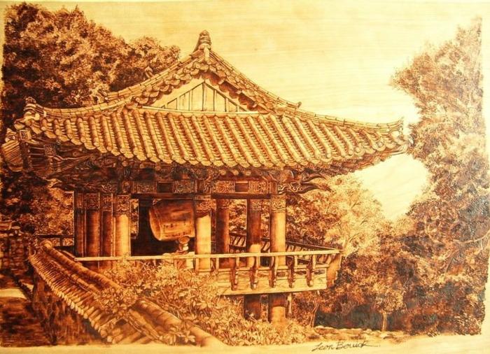pyrogravure korea