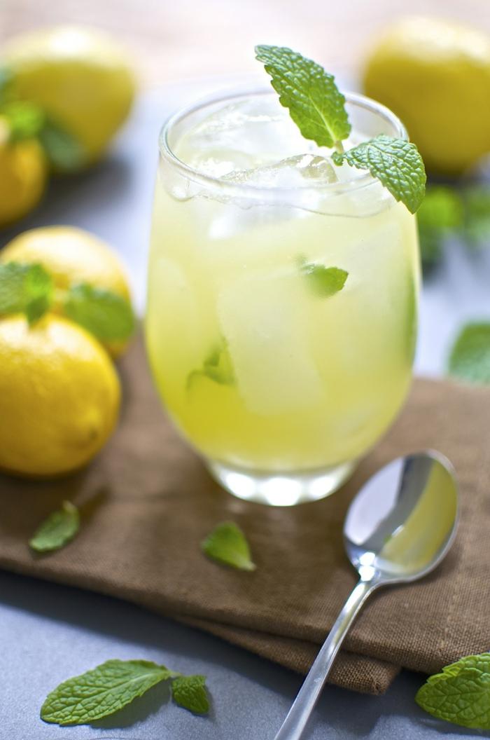 recette citronnade délicieuse