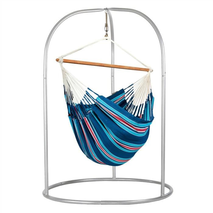 chaise hamac pour profiter des beaux jours dans votre jardin. Black Bedroom Furniture Sets. Home Design Ideas