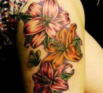 Tatouage Fleur De Lys Beaucoup D Idees De Modeles