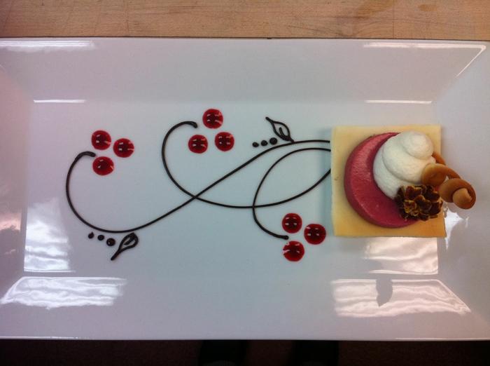 accessoire cuisine décorer les assiettes