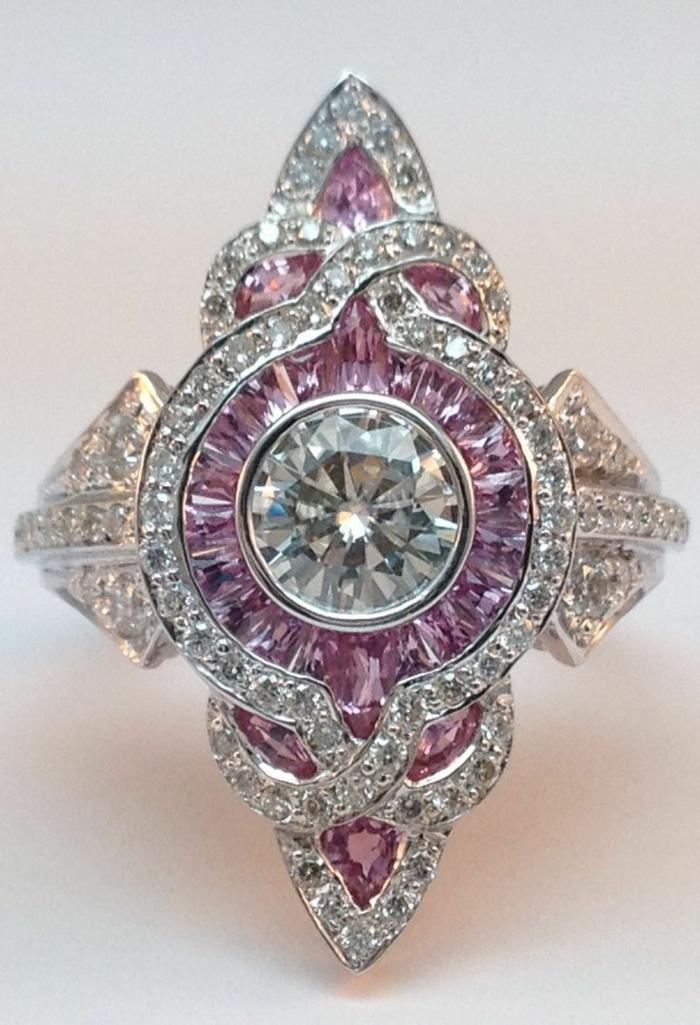 anneau de fiançailles