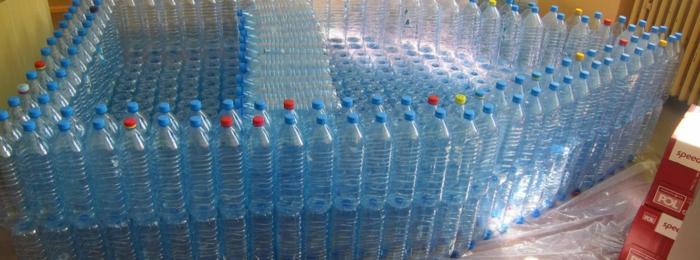 bateau bouteille plastique idée originale