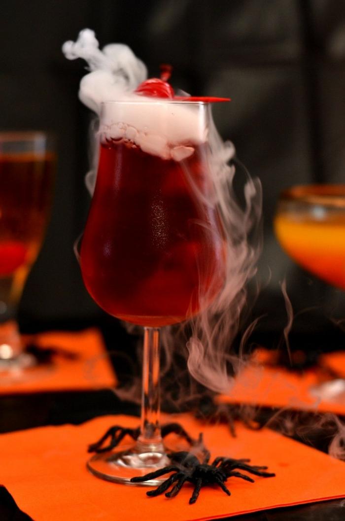 boisson halloween