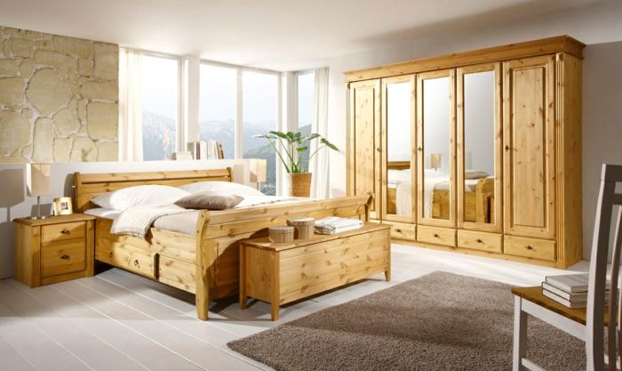 Chambre scandinave d couvrez le charme du style nordique for Meuble chambre scandinave