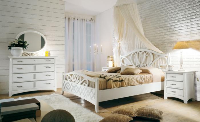 chambre scandinave style épuré