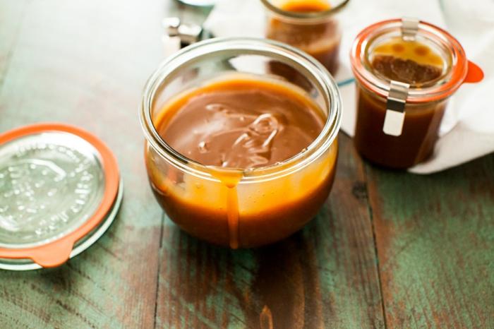 comment préparer caramel au beurre salé