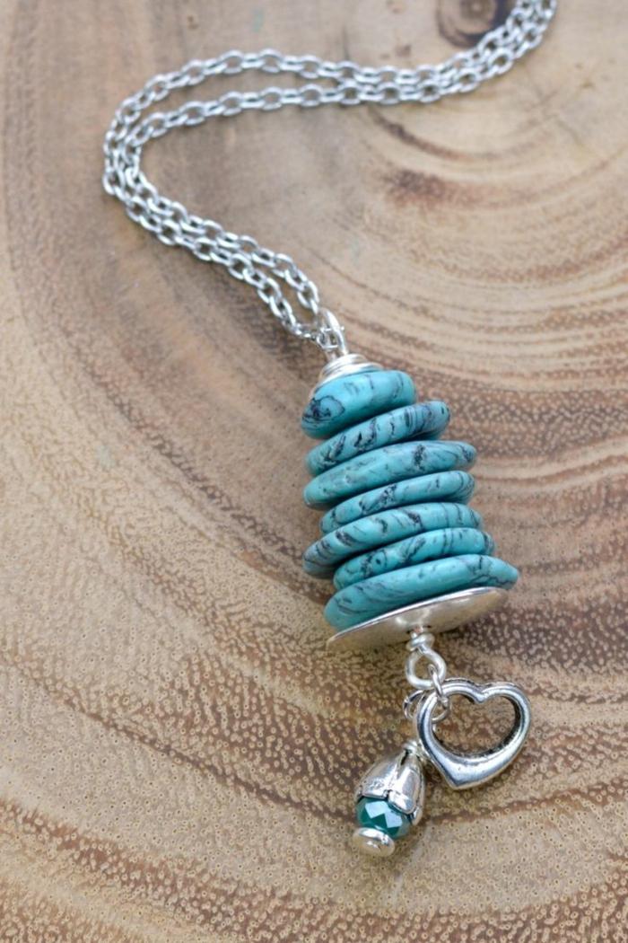 comment ranger les colliers- rangement bijoux