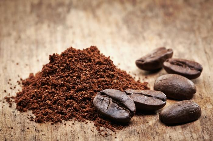 comment utiliser le marc de café