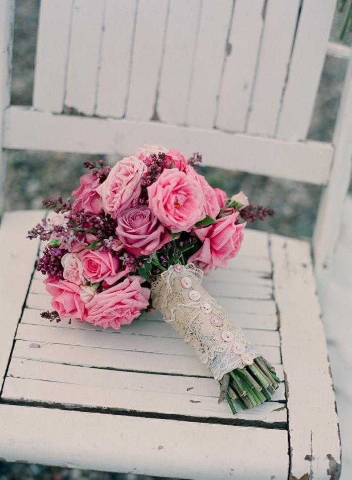 déco bouquet mariage-une décoration tendance