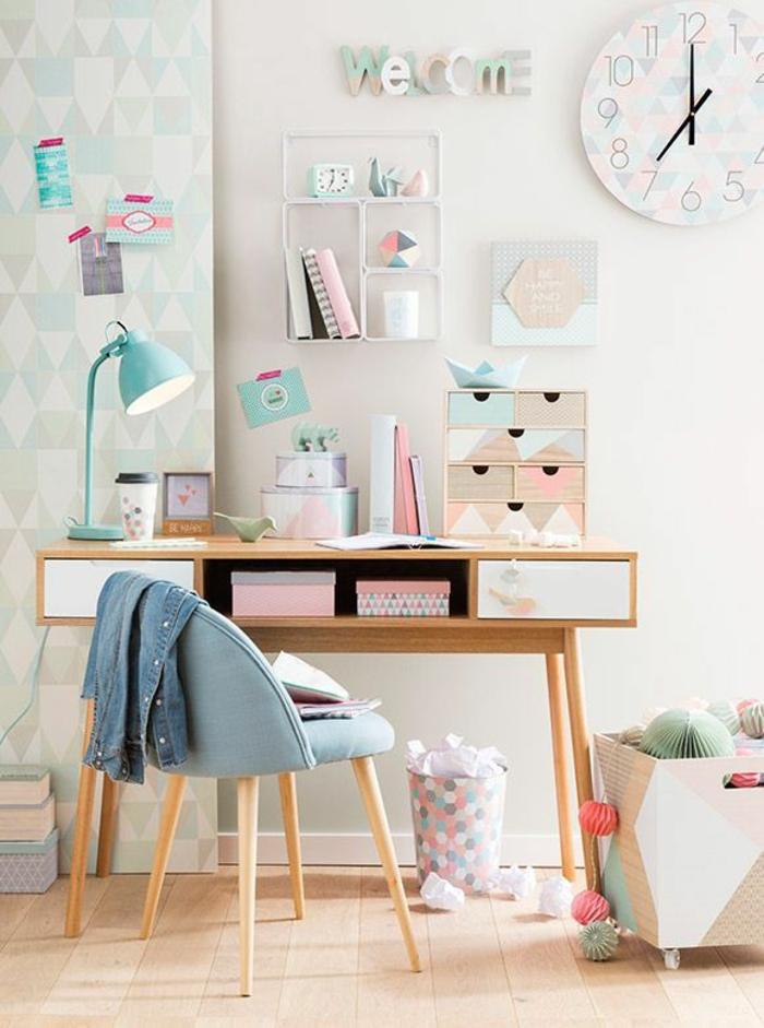 Decoration Chambre Ado Moderne : Idées déco pour une chambre ado fille design et moderne