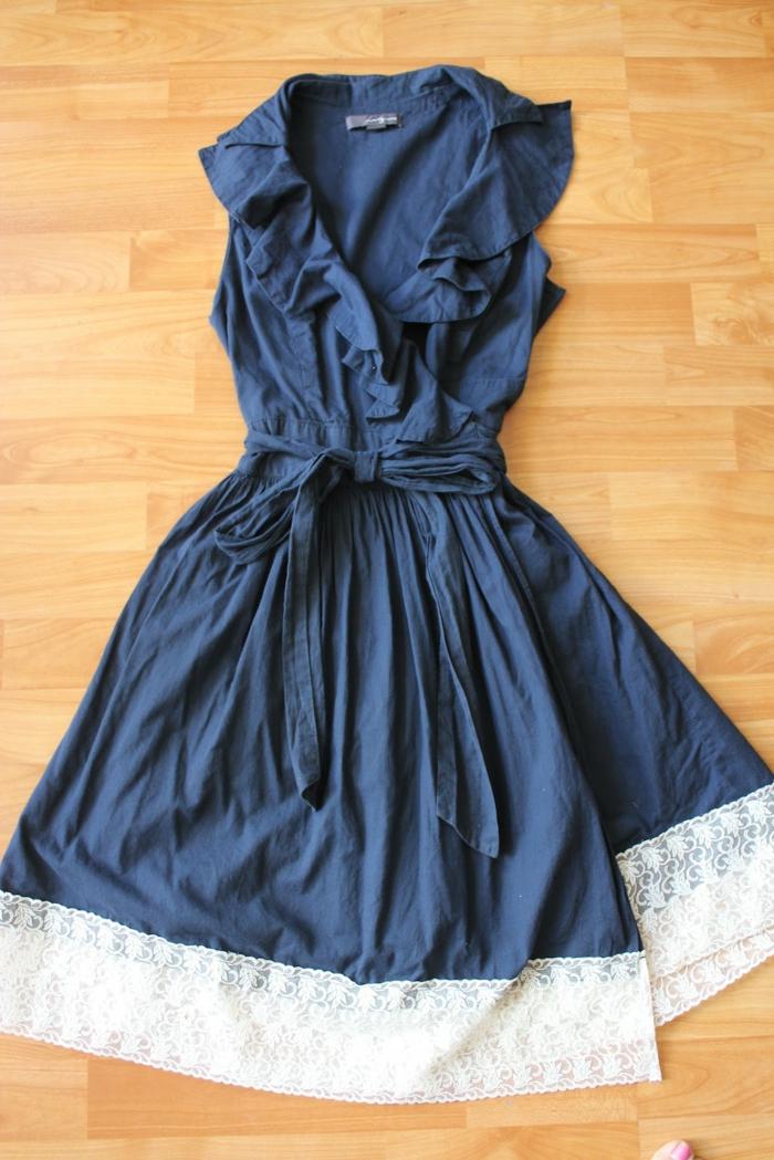 décoration tendance-dentelle pour votre robe
