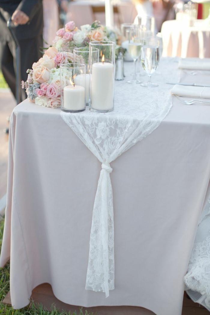 pour votre mariage,une décoration tendance
