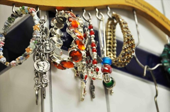 diy projet rangement bijoux