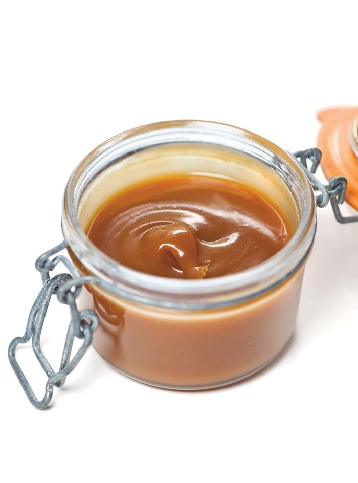 faire à la maison caramel au beurre salé