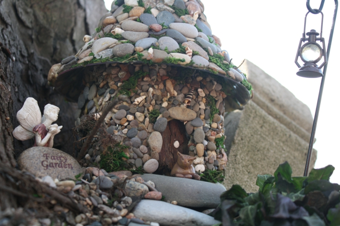 fairy house idea maison de fée