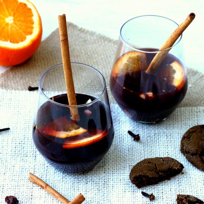 glogg vin aromatisé hygge
