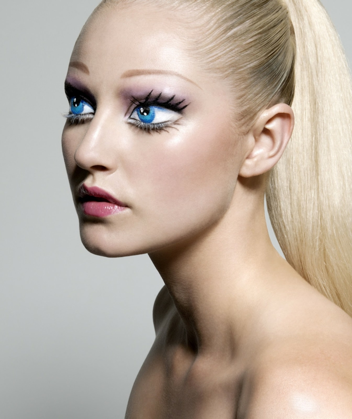Idées maquillage halloween femme pour s'inspirer