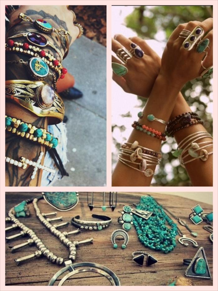 idées rangement bijoux diy