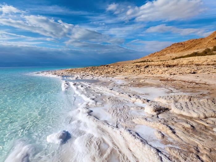 la mer morte les plus beaux endroits du monde