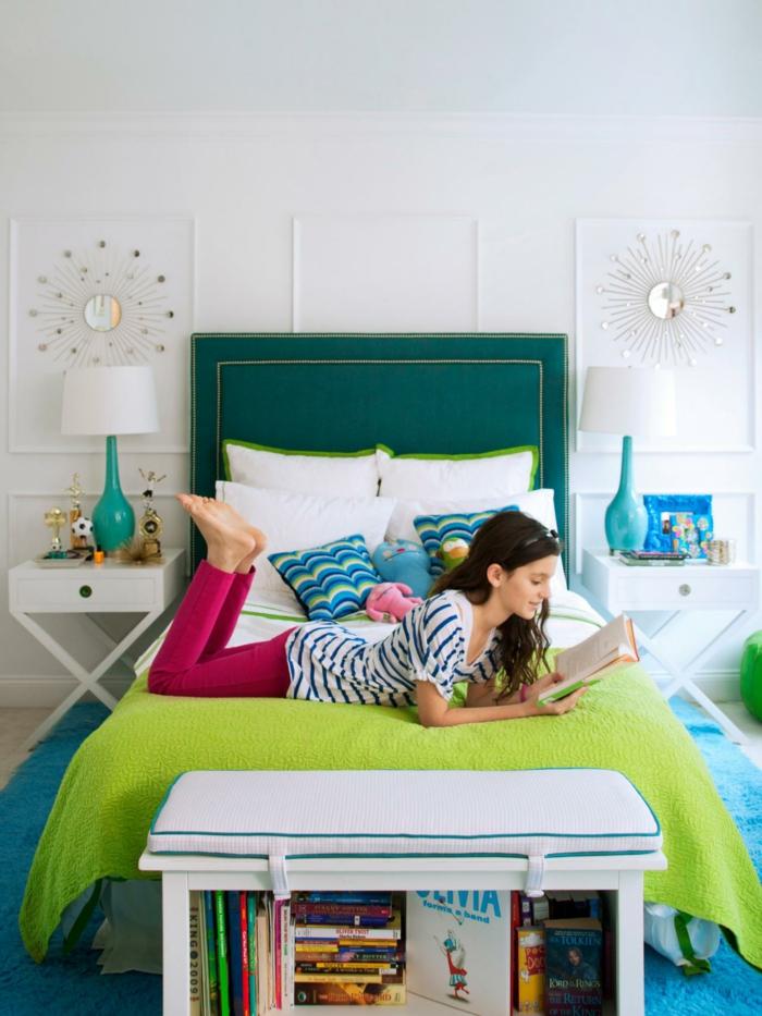 lit pour la chambre ado fille